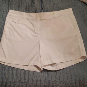 Loft factory 5 pocket shorts 5 inch inseam nwot